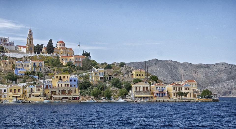 Reiseführer für die griechische Insel Symi