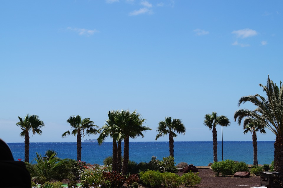 Costa Calma auf der Kanarischen Insel Fuerteventura