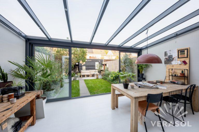 Wählen Sie Terrassendächer, die Magie erzeugen