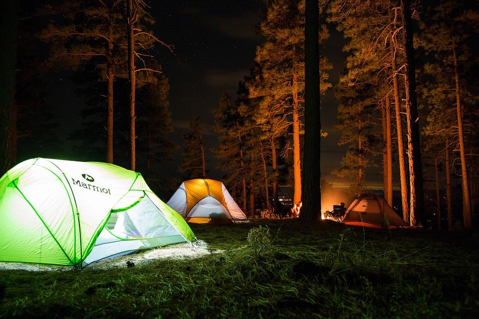 Tipps zur Planung Ihrer Campingreise